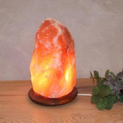 Kristallsalzlampe Naturform